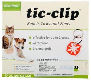 Anibio Tic-Clip Fästingskydd