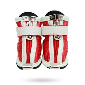 Fresh Walking Shoes Red