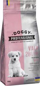 Hundfoder Doggy Professional Valp