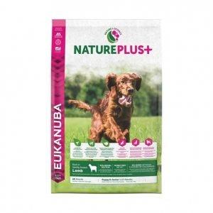 Hundfoder Eukanuba Puppy All Breed Lamm och Ris