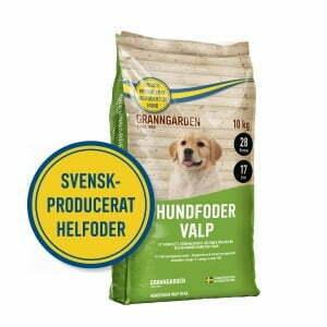 Hundfoder Granngården Valp bästa valpfodret att köpa