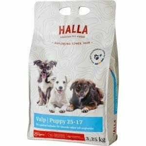 Hundfoder Halla Valp