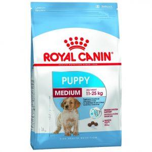 Hundfoder Royal Canin Medium Junior