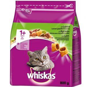 Whiskas 1  Lamm bästa kattmaten